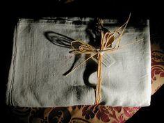 La Pouyette....: Old Linen - Part 1