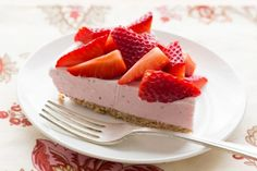 Move over graham cracker crust, this sugar cone crust is here to stay. This strawberry ice cream cone pie has a delightful sugar cone crust and creamy strawberry ice cream layer... nothing short of a perfect summertime dessert.
