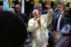 "POPE DJ. FRANCIS AND HIS FIRST ALBUM ""HIGH ON SPIRIT""!A LIKELY STORY..?"