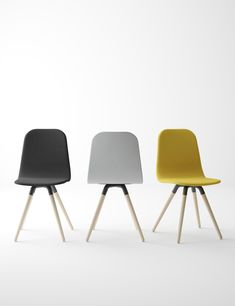 Discover all the information about the product Dining chair / restaurant / Scandinavian design / fabric NUBA - Cancio and find where you can buy it. Scandinavian Chairs, Scandinavian Design, Commercial Interior Design, Interior Design Companies, Chair Design, Furniture Design, Chaise Restaurant, School Chairs, Chair Fabric