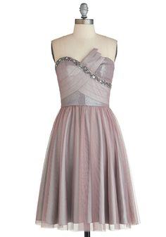 Walking on Aria Dress, #ModCloth