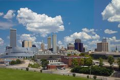 Downtown Tulsa Oklahoma skyline Pictures a good angle that shows lots of buildings kinda spooky with the cars coming so close and nowhere to escape them. Photography Degree, Image Photography, Fine Art Photography, Pictures For Sale, Stock Pictures, Skyline Image, Advertising Photography, Canvas Pictures, Great View
