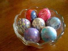 Silk Tie Eggs