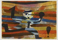 Paul Klee (Swiss, 1879 – 1940)   Runners (Haker Boxer) (Läufer (Haker-Boxer)), 1920