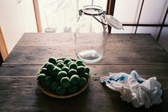 ileftmyheartintokyo:    umeshu making by hiki. on Flickr.