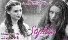 Sophie L'uragano di un batter d'ali - Sara Tessa http://insaziabililetture.forumfree.it/?t=65776925  PARTECIPA AL GIVEAWAY E VINCI UNA COPIA AUTOGRAFATA DEL LIBRO! http://insaziabililetture.blogspot.it/2014/03/partecipa-e-vinci-luragano-di-un-batter.html