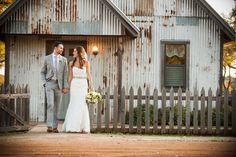 Rustic-Chic Texas Wedding on Borrowed & Blue | Heritage House | Dripping Springs, TX | Matt Montalvo Photography