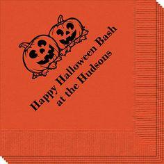 Patch of Pumpkins Napkins