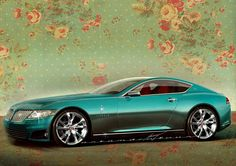 Lincoln Concept Cars | casey/artandcolour/cars: Something Different: Lincoln MK/GT V12