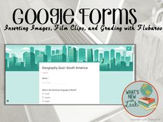 Learn how to create engaging, multi-media, self-grading quizzes using Google Forms and the free add on Flubaroo.