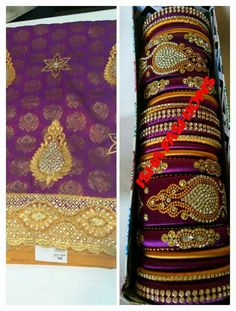 For reference only Silk Thread Bangles Design, Silk Thread Necklace, Beaded Necklace Patterns, Thread Jewellery, Jewelry Patterns, Paper Jewelry, Diy Jewellery, Jewellery Making, Kundan Bangles