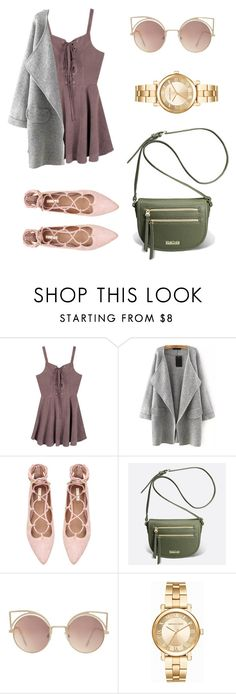 """kind of my favorite outfits"" by fldzhputri on Polyvore featuring H&M, Avenue, MANGO and Michael Kors"