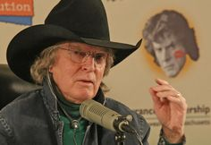 DON IMUS- He is one crazy guy but makes me laugh in the morning.