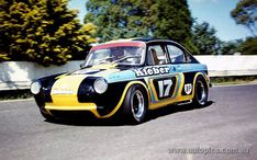 Australia's fastest VW Fastback: Thommo's ground-breaking Sports Sedan - Shannons Club Gt Cars, Race Cars, Vw Variant, Volkswagen Type 3, Vw Engine, Vw Classic, Sports Car Racing, Auto Racing, Vintage Porsche