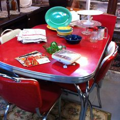 1000 images about 1950 39 s life on pinterest 1950s - Cuisine vintage formica ...