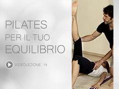 Video Pilates Lezione 14 | Pilates per il tuo Equilibrio