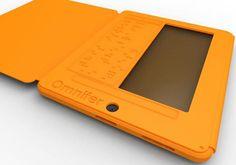 Teclado braille para iPad