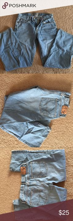 American eagle jeans Very clean American eagle jeans . Original boot size 29x30. American Eagle Outfitters Jeans Bootcut