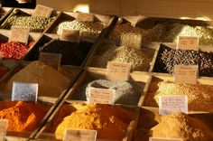 Directo al Paladar - Guía rápida para el uso de las principales hierbas aromáticas y especias