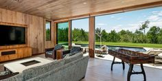 Elegant furnishings, excellent entertaining space & stunning mountain views make this luxurious home one of the finest in Aspen. Features .. #Aspen #home #rental #condo #vacation #luxury #vacation #apartment #property