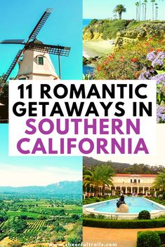 California Getaways, California Travel Guide, California Vacation, Southern California, Travel Guides, Travel Tips, Travel Destinations, Best Romantic Getaways, Usa Places To Visit