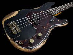Fender Bass Guitar, Fender Telecaster, Epiphone, I Love Bass, Heavy Metal Guitar, Fender Precision Bass, Guitar Pedals, Vintage Guitars, Cool Guitar