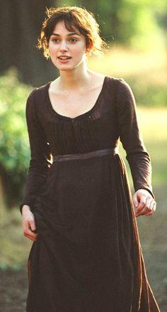 Pride and Prejudice - costume designer Jacqueline Durran