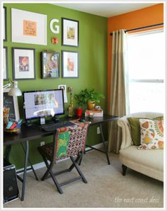 Eclectic home office (Featured on IKEA family LIVE FACEBOOK) https://www.facebook.com/ikeafamilylive/photos/a.373894283403.157095.284811653403/10152055136263404/?type=1&theater