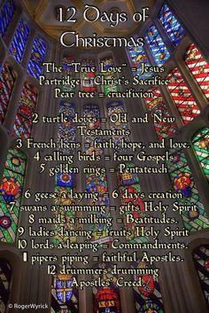 12 Days of Christmas Catholic