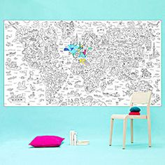 omy giant colouring poster atlas insitu 800