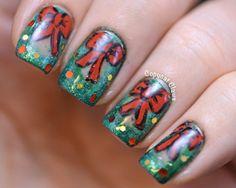 Copycat Claws: christmas #nail #nails #nailart