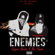 About @casperbeatz x @Boi_Panda #Enemies Video #ZimHipHop    Casper Beatz and Boi Panda dropped the Enemies track last month (May 2016) and a month later we get the visuals directed byEugene Destiny of Destiny Media Productions. Since January Casper Beatz has been releasing a single a month but this month he decided to drop visuals for his May single Enemies. He says he plans to do more videos in the near future. What do you think of his video? Stream the Enemies video below  Like on…