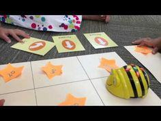 In this video, I will show an activity I created using BeeBots. The game is simple and can be modified to meet many different skills and concepts. Thank you ...