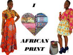 love Ankara #African #print #africanprint #Africanfashion #Ankara