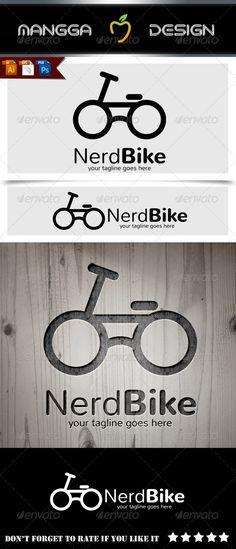 Nerd Bike Logo
