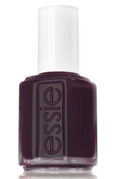 'Berry Hard' by Essie Nail Polish – Burgundies | Nordstrom