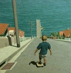 I dreamt I skated downhill to save my life from the villains in The Goonies.