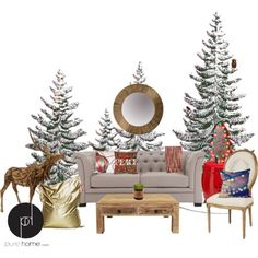 """""""Pure Home Holidays"""" by pure-home on Polyvore"""