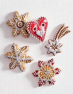 Perníčky | Apetitonline.cz Thing 1, Trifle, Christmas Cookies, Baking, Xmas Cookies, Bread Making, Christmas Crack, Patisserie, Backen