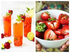 Healthy Drinks, 1 Year, Strawberry, Restaurant, Eat, Food, Diner Restaurant, Essen, Strawberry Fruit