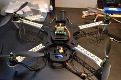 A SK450 Dead Cat Quadcopter to Call Your Own