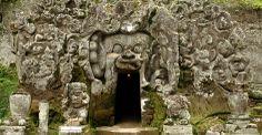 Goa Gaja #Bali #Indonesie.nl   Getaway Travel