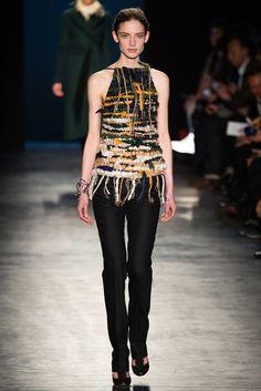 Altuzarra Fall 2014 Ready-to-Wear Fashion Show - Kate Goodling