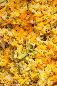 Crockpot Chicken Broccoli and Rice Casserole. The traditional Chicken Broccoli and Rice Casserole made easier by cooking it in the crockpot! Crockpot Chicken Casserole, Chicken Broccoli Crockpot, Chicken Broccoli Rice Casserole, Broccoli Recipes, Spinach Artichoke Chicken, Crock Pot Tacos, Meal, School, Simple