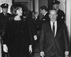 Former First Lady Jackie Kennedy