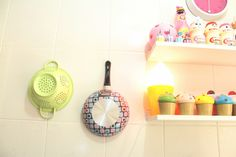 Cozinha Fofa Decor My Lovely Kitchen