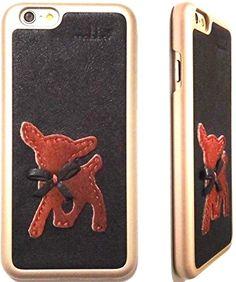 mabba ( マッバ ) ドイツ の バンビ 2 本革 Bambikuss iPhone 6 6s Case Bambi braun 革 子鹿 ケース ブラウン レザー アイフォン シックス エス カバー iPhone6 iphone6s 保護シート ゲット 海外 ブランド mabba http://www.amazon.co.jp/dp/B01CQ9LG1E/ref=cm_sw_r_pi_dp_-753wb1GBRHAA