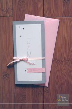 Carte félicitations mariage http://www.mainsetmerveillesdeco.fr/