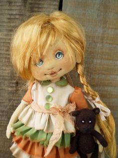 Кукольная история от Ирины Хочиной:). Обсуждение на LiveInternet - Российский Сервис Онлайн-Дневников