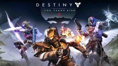 Destiny: The Taken King DLC - PS4 - Gameplay Walkthrough No Commentary P...
